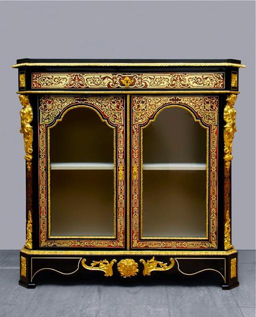 Антикварная мебель в стиле Буль
